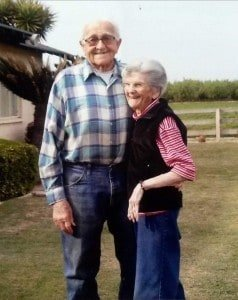 Couple Dies Holding Hands