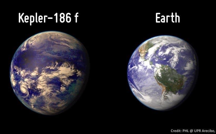 NASA a descoperit fratele îndepărtat al Terrei. Îl cheamă Kepler 186f !