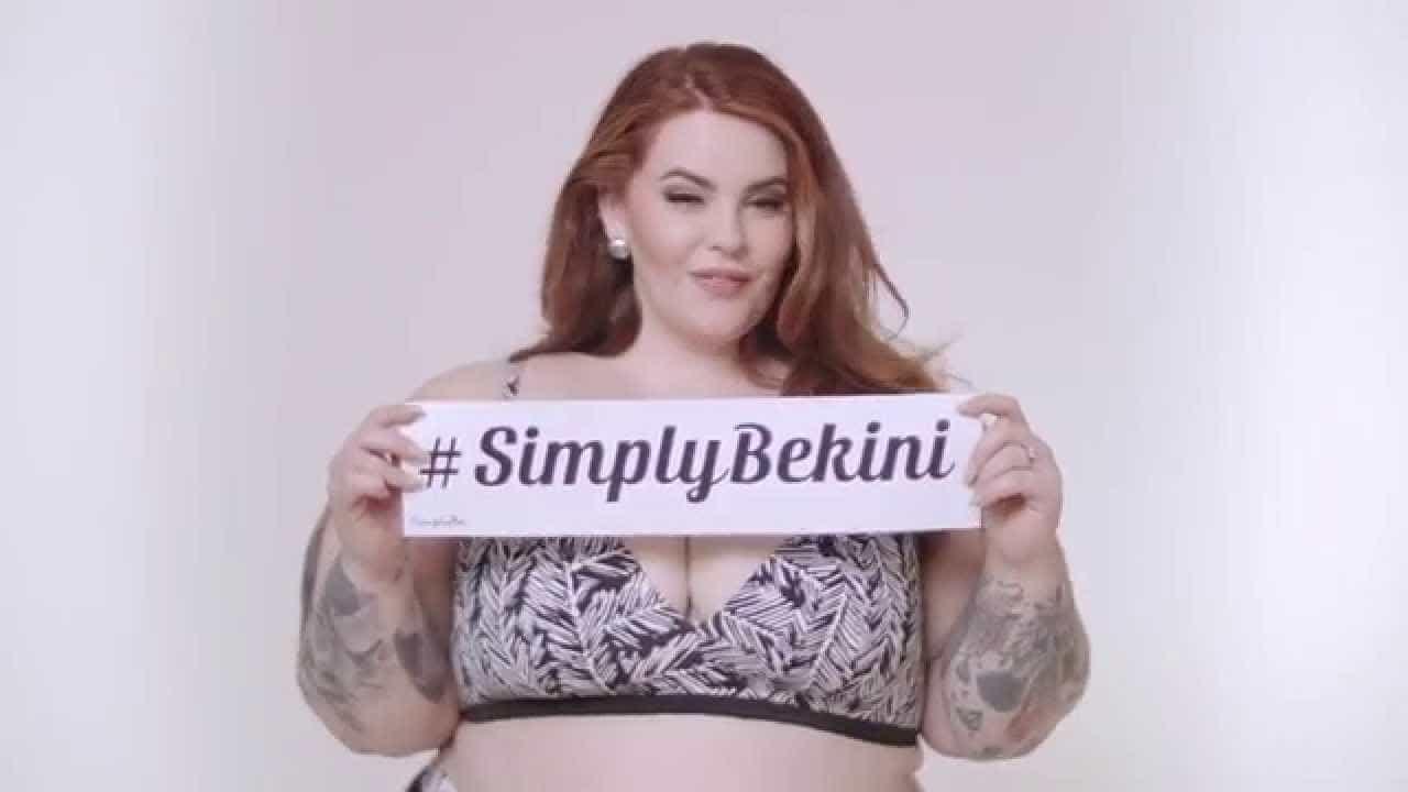 Operațiunea bikini: Sfaturi de la un model XXL / VIDEO