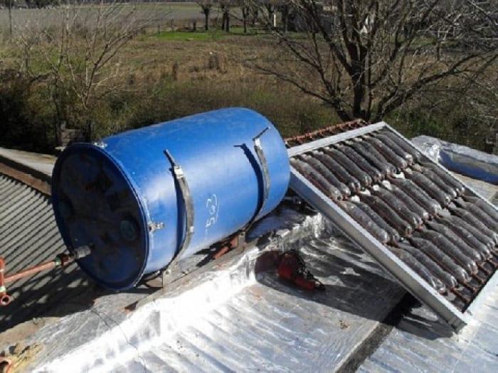 Cum poți construi, ieftin și ușor, un încălzitor solar